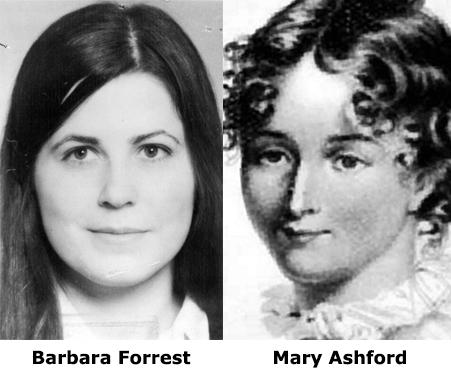 Barbara Forrest et Mary Ashford
