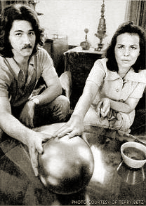 Famille Betz et la sphère