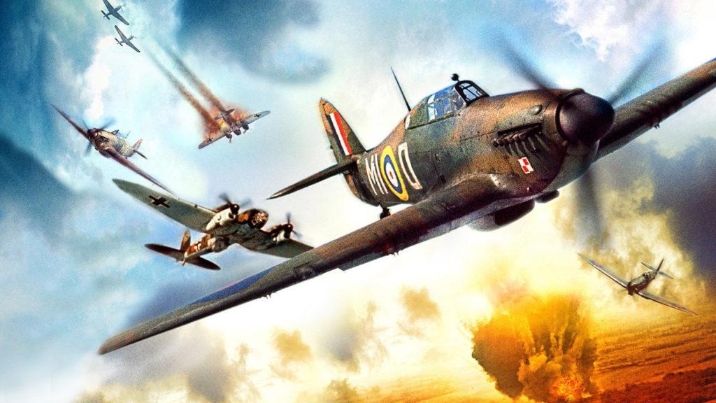 chasseurs de la deuxieme guerre mondiale