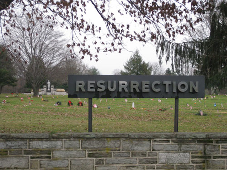 Resurrection Cemetary