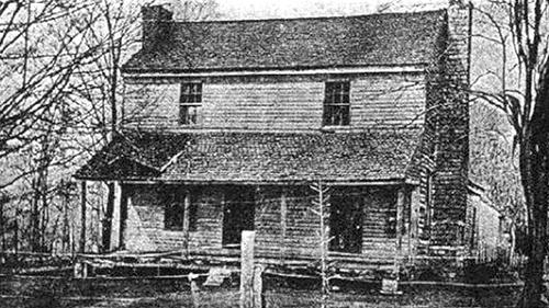 maison de la famille bell