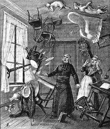 poltergeist priest
