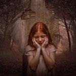 enfant et fantome