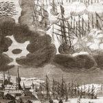 bataille aérienne 1665
