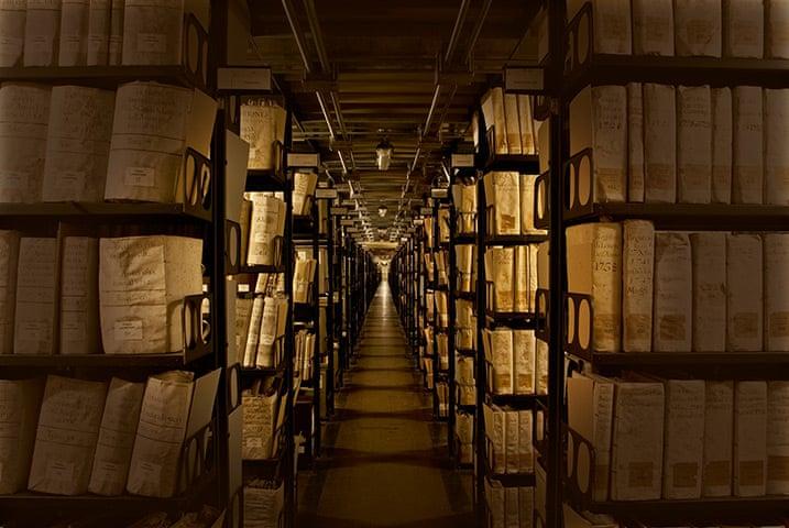 archives du vatican