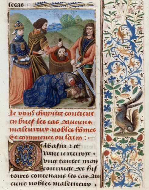 maldiction moyen-âge livre moines
